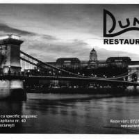 Restaurant unguresc nou deschis, in Bucuresti